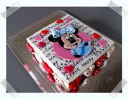 gâteau d anniversaire minnie mouse