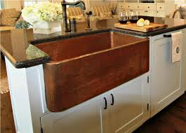 Best Kitchen Sink Material 2015 by Best Farmhouse Kitchen Sinks Designs U2014 Emerson Design
