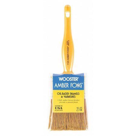 Wooster Amber Fong Bristle Brush - 2 1/2""