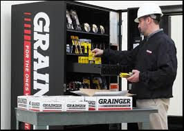 Customers Through Online And Catalog Purchasing Platforms Vending Machines Too A Network Of 500 Branches Worldwide However Grainger Gets Over