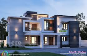 104 Contempory House Kerala Home Design Khd On Twitter Modern Contemporary Https T Co Whzuuqycia Architecture Design Rendering