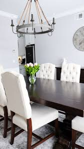 My Dining Room... | MrsCasual Ding Room Tables Pottery Barn Interior Design Sets Console Marvelous Shadow Box Coffee Table For Sale Ikea Rooms Image Is Stunning 25 Black Igfusaorg 28 Best Square Images On Pinterest Ding Lovely Charming Banks Extending Alfresco Brown By Havenly