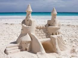 How To Build A Sandcastle With Few Simple Tools And Basic Structural Sculpting