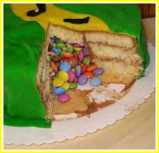 lego ninjago torte innen mit überraschung jennis tims