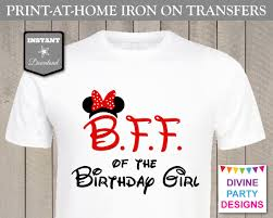 Red Minnie Mouse B.F.F. (Best Friend) Of The Birthday Girl ... Best Fresh T Shirt Design At Home Awesome Print Your Own Interior Diy Clothes 5 Projects Cool Youtube How To Peenmediacom Custom Shirts Ideas For 593 Best Tshirt Images On Pinterest Menswear I Love Wifey Hubby Couple Shirt Shirt Prting Start A Tshirt Business In 24 Hours Red Minnie Mouse Bff Best Friend Of The Birthday Girl Part 4 Amazingly Simple Way To Screen At Youtube Tshirts