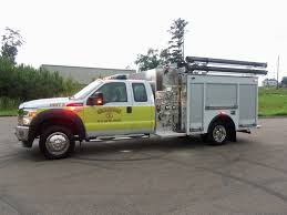 Mini Fire Pumper Truck - Southern Fire Service & Sales