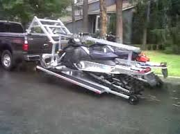 sled deck r build hydraulic sled deck snowmobiling detroit diesel
