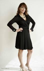 diy diane von furstenberg style wrap dress channeling 70 u0027s glamour