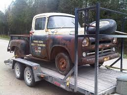 1957 Dodge D100, Shortbed Stepside Pickup - $500 | 57 Dodge ... 10 Facts About The Dodge D100 Sweptside Truck Dodgeforum Vintage Trucks For Sale 1957 Power Wagon W100i Want To Rebuild A Truck With My Boys 1945 Halfton Pickup Article William Horton Photography 2164711 Hemmings Motor News First Voyage 1956 Dodge Youtube Gmc 4x4 83735 Mcg Dw Near Cadillac Michigan 49601 Moparjoel 100 Specs Photos Modification Info At Dodge Detroits Old Diehards Go Everywh Daily