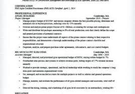 Accounts Receivable Resume Summary From Account Manager Sample National