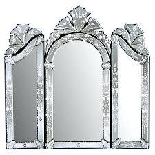 Wall Mirrors 3 Piece Mirror Decor Set Starburst Small Decorative