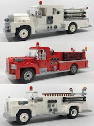 Lego MOC: Vintage Fire Engines : Lego Lego City Main Fire Station Home To Ba Truck Aerial Pum Flickr Lego 60110 Fire Station Cstruction Toy Uk City Set 60002 Ladder 60107 Jakartanotebookcom Airport Itructions 60061 Truck Stock Photo 35962390 Alamy Walmartcom Trucks And More Youtube Fire Truck Duplo The Toy Store Scania P410 Commissioned Model So Color S 60111 Utility Matnito 3221 Big Amazoncouk Toys Games