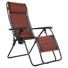 PORTAL Zero Gravity Recliner Lounge Chair, Folding Patio Lawn Pool Chair  With Headrest Cup Holder, Support 300lbs, Brown Phi Villa Outdoor Patio Metal Adjustable Relaxing Recliner Lounge Chair With Cushion Best Value Wicker Recliners The Choice Products Foldable Zero Gravity Rocking Wheadrest Pillow Black Wooden Recling Beach Pool Sun Lounger Buy Loungerwooden Chairwooden Product On Details About 2pc Folding Chairs Yard Khaki Goplus Wutility Tray Beige Headrest Freeport Park Southwold Chaise Yardeen 2 Pack Poolside