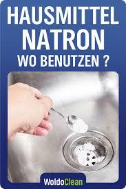 wo benutzt das hausmittel natron badezimmer putzen