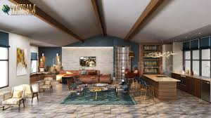 100 Modern Interior Decoration Ideas Elegance Clubhouse Rendering 3D Designers