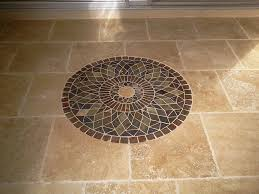floor medallions tile image collections tile flooring design ideas