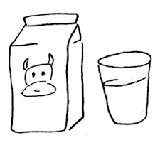 Milk Clip Art 1836