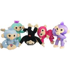 Fingerlings Monkey Plush With Sound Effect Image 2