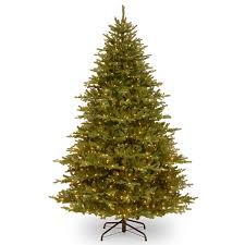 7ft Pre Lit Christmas Tree Sale by 7ft Most Advanced Pre Lit Smokey Mountain Fir Feel Real Artificial