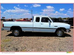 White 1993 Dodge Ram Truck D250 LE Extended Cab Exterior Photo ... 1993 Dodge D250 Flatbed Dually V10 Cars For Ls17 Farming Dodge Truck Sale Classiccarscom Cc761957 Ram 50 Pickup Information And Photos Zombiedrive W250 Cummins Turbo Diesel My Dream Truck Man Power Magazine Dakotachaoss Dakota Some Great Elements Here Flatbed Luxury W350 Extended Cab Trucks D350 Ext Flatbed Pickup Item J89 1989 To Recipes Interior Colors Accsories