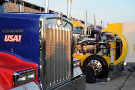 100 Show Trucks Ready For PKY At MidAmerica Drivers Trucking Info