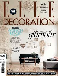 Interior Decorating Magazines South Africa by Elle Decoration South Africa August September 2013 Mediaslut