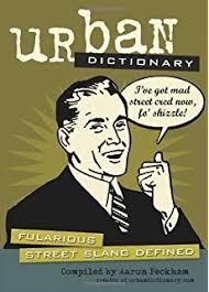 urban dictionary unknown 9781449407261 amazon com books