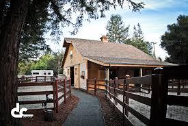 Los Altos Barn And Arena Project