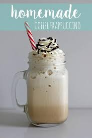 Homemade Frappuccino Recipe