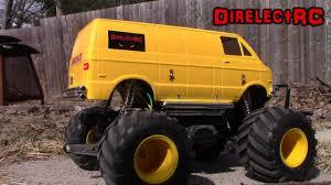100 Monster Truck Lunch Box Tamiya Box RC Truck Van DirelectRC
