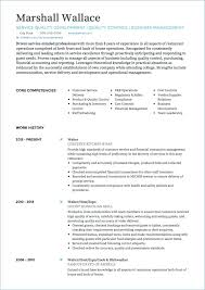 Resume Examples Waitress Waiter And Template Sample Restaurant Hostess Skills