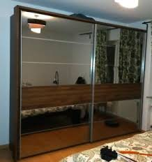 spiegelschrank schiebetüren schlafzimmer möbel gebraucht