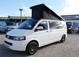VW Volkswagen Transporter 102 Ps Camper Campervan Pop Top Conversion