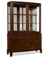 Furniture CLOSEOUT Metropolitan China Cabinet Created For Macys