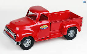 Fabulous Vintage 1950s Restored Tonka Red Toy Pressed Steel Truck ...
