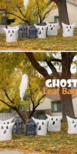 Halloween Yard Decorations Pinterest by Halloween Outdoor Decorations Diy How To Decorate For Halloween