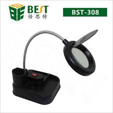 Best Desktop Magnifying Lamp by Best Magnifier Lamp 5 Diopter Buy Magnifier Lamp 5 Diopter