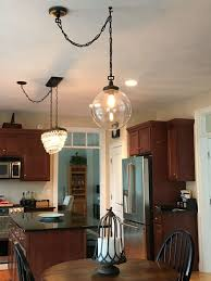 Solution For Off Centered Chandeliers Clearly When My House Was Built The Electrical Wiring Done Before Island Placed