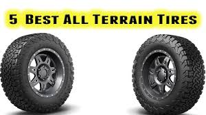 What Are The Best All Terrain Tires For Snow - Best Tire 2018