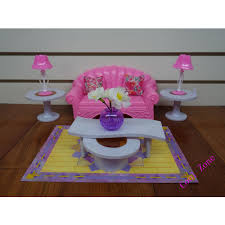 Barbie Living Room Furniture Set by Aliexpress Com Buy Miniature Furniture My Fancy Life Living Room