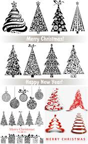 Christmas Tree Name Baubles by Top 25 Best Christmas Tree Design Ideas On Pinterest Modern