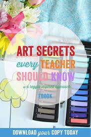 Art Secrets Every Teacher Should Know