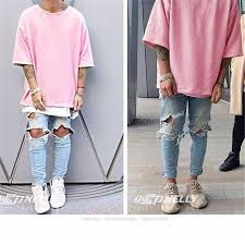 Men Oversized Streetwear Rock Hip Hop T Shirt Women Harajuku Punk Kpop Clothes Justin Bieber Swag Skate Tees Tops In Shirts From Mens Clothing