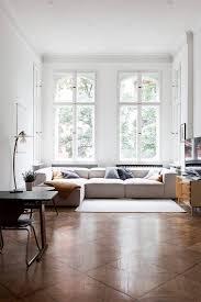 skandinavischer stilmix minimalismus trifft auf mid