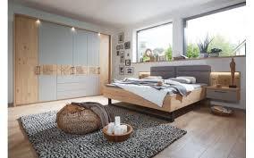schlafzimmer 4021 in balkeneiche lack taupe schrank mit schubkästen
