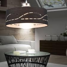 etc shop led pendelleuchte hänge leuchte rund wohnzimmer beleuchtung strahler im set inklusive led leuchtmittel kaufen otto