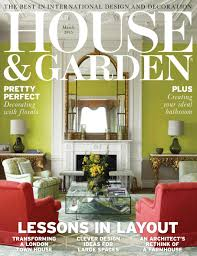 House & Garden Magazine | Tadelakt London Ideal Home 1 January 2016 Ih0116 Garden Design With Homes And Gardens Houseandgardenoct2012frontcover Boeme Fabrics Traditional English Country Manor Style Living Room Featured In Media Coverage For Jo Thompson And Landscape A Sign Of The Times From Better To Good New Direction Decorations Decor Magazine 947 Best Table Manger Images On Pinterest Island Elegant Suggestion About Uk Jul 2017 Page 130 Gardening Remodelling Tips Creating Office Space Diapenelopecom