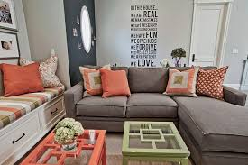 Grey And Taupe Living Room Ideas by Color Trends Coral Teal Eggplant And More