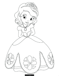 Disney Princess Coloring Book Pictures Printable Page Free Download Books Wholesale Full Size