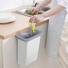 ttmow mülleimer küche klein neue generation 10l abfalleimer küche für schranktür weiß